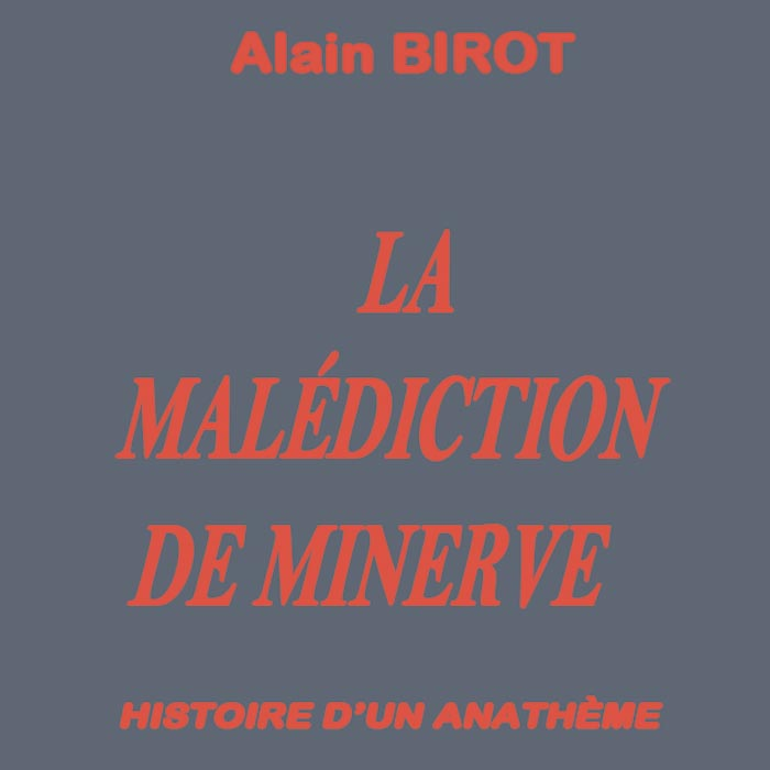 La malédiction de Minerve title=