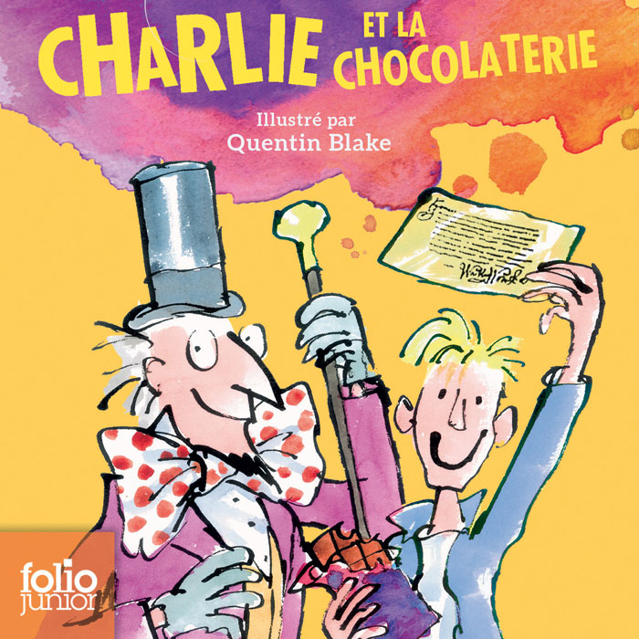 Charlie et la chocolaterie title=